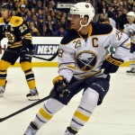 Sabres' Pominville showcasing dynamic consistency