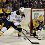 Sabres' Vanek not living up to expectations