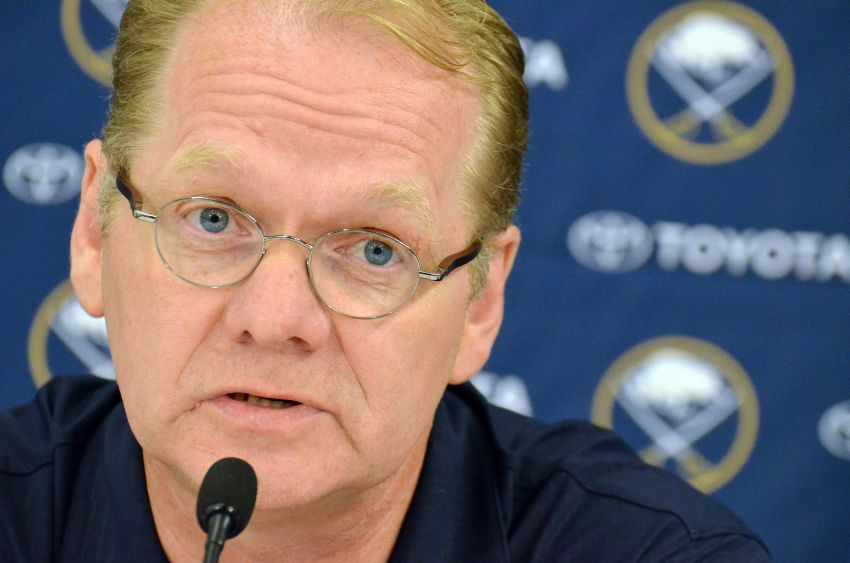 Regier insists Sabres dealt healthy Roy to Dallas