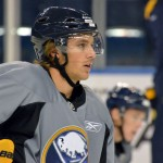Sabres prospect Roy acting on NHL dream
