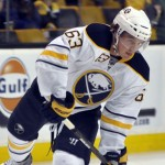 Sabres' Ennis becoming center of attention