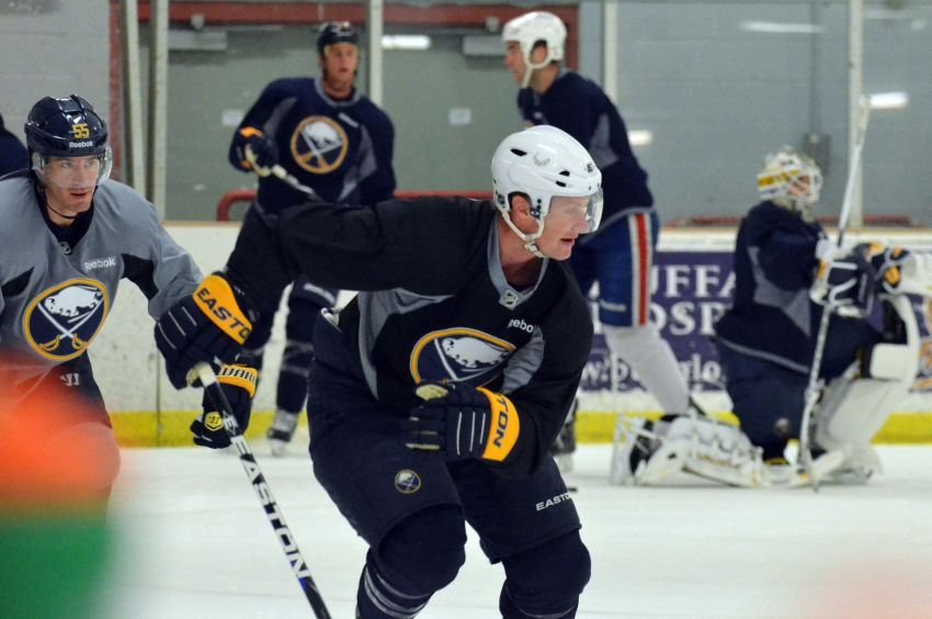 Sabres players mum on union's possible dissolution