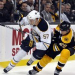 Report: Sabres' Myers injures ankle in Austria