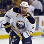 Sabres' Weber playing better with less ice time