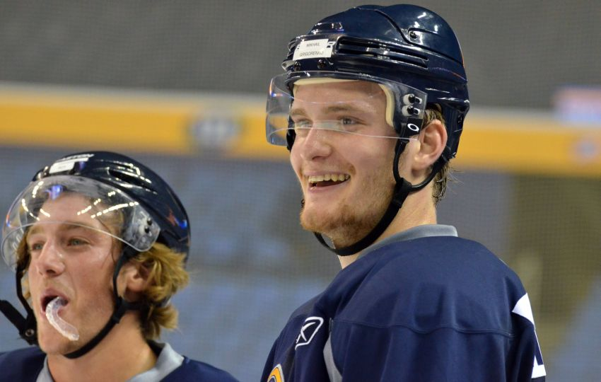 Ruff wants Grigorenko's play to force Sabres to keep him