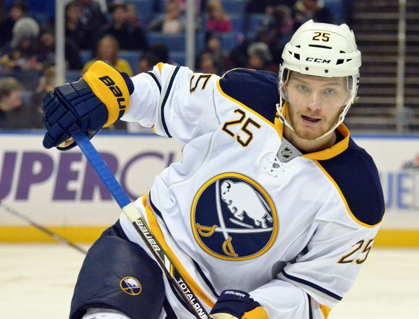 Sabres' Ruff waiting to determine Grigorenko's roster status