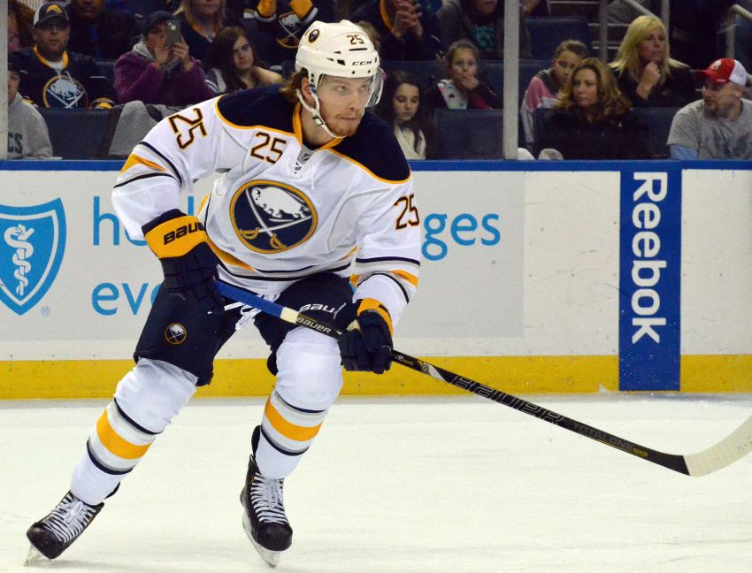 Sabres' evaluation of Grigorenko trickier without preseason games