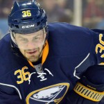 Sabres' Kaleta out of hospital, won't play against Bruins