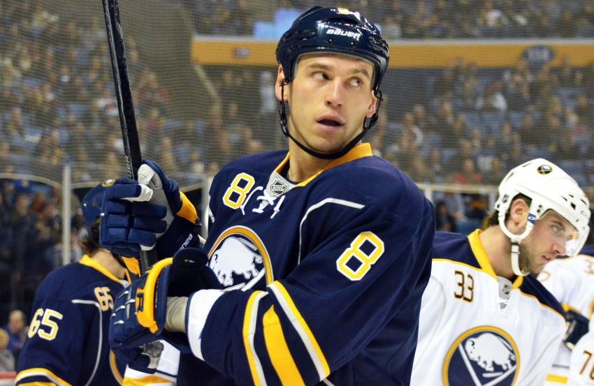 Injured Sabres progressing well