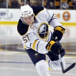 Sabres' Myers healed and ready for NHL season