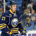 Sabres newcomer Pardy poised to earn spot on stacked blue line