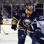 Sabres rookie Brennan replaces struggling Leopold