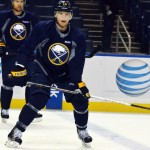 Ehrhoff's return pushes Pardy out of Sabres' lineup