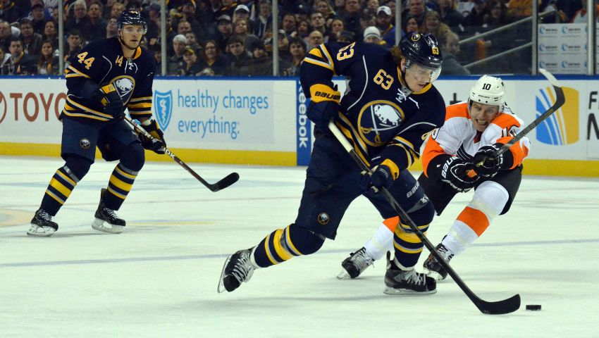 Sabres' Ennis, Foligno and Stafford trying to recapture magic