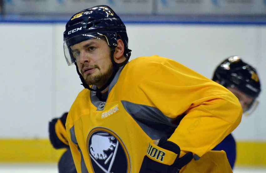 Sabres' Kaleta nearing return following scary neck injury