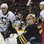 Sabres' Miller steaming following Penguins loss