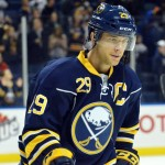 Sabres' Pominville understands long recovery Karlsson faces