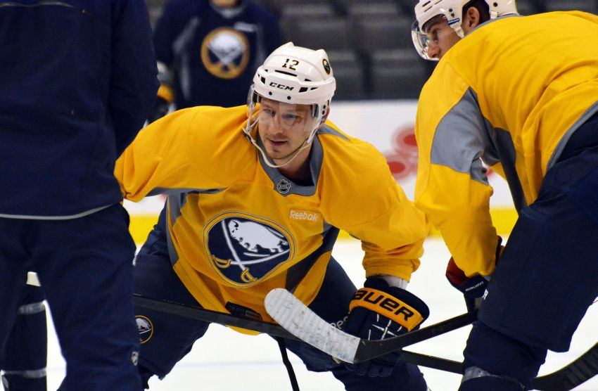 Sabres looking to Amerks captain Porter for help