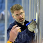 Sabres tab Rolston to replace Ruff on interim basis