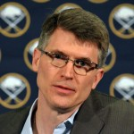 Sabres' Rolston: 'We're the team that blinks first'