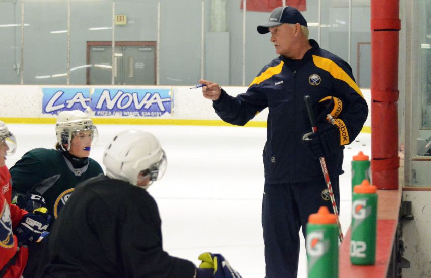 Reeling Sabres searching for answers on 'off day'