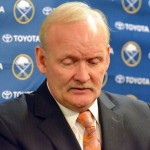 Ruff ready to 'clean up' struggling Sabres: 'It's on me'