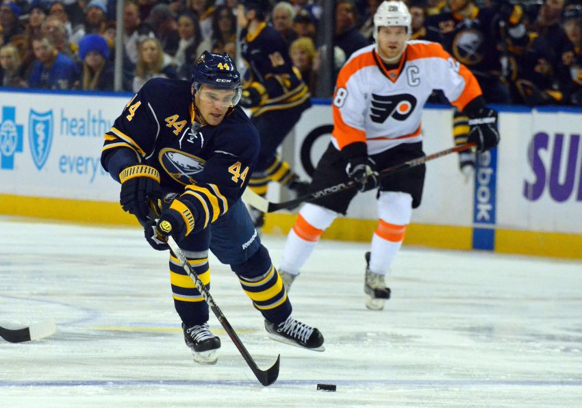 Sekera's injury isn't serious; Sabres' blue line getting thin
