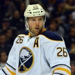 Sabres' Vanek named NHL's third star for January