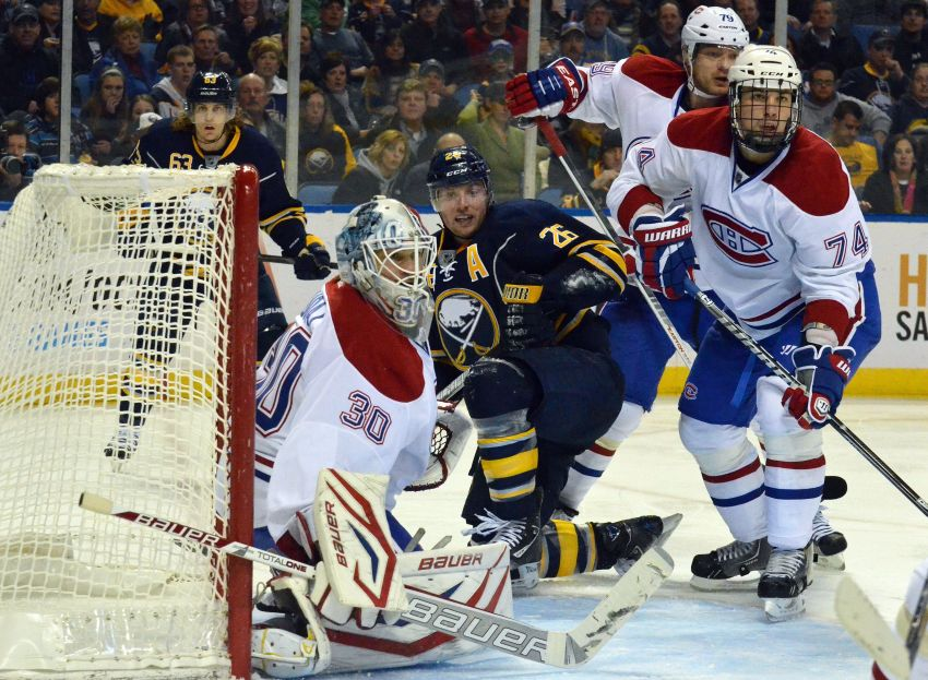 Sabres can't rely on Vanek's sizzling production forever