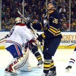 Vanek missing from practice; Sabres recall Pardy with Sulzer sidelined