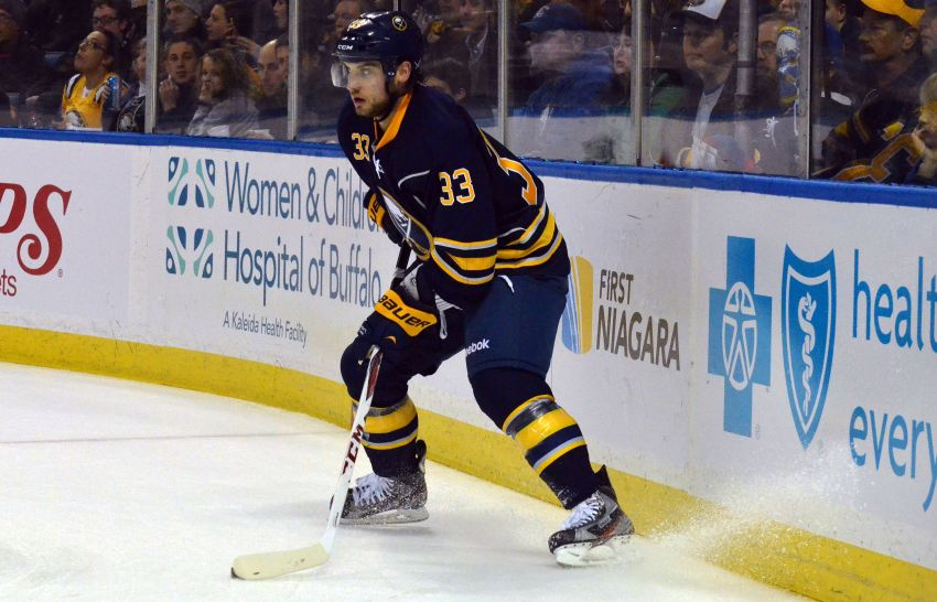 Sabres rookie Brennan gets another chance to shine