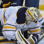 Enroth's start could decide future with Sabres