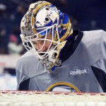 Sabres could turn to backup goalie Enroth again soon following strong effort