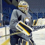 Sabres backup goalie Enroth should receive action down the stretch