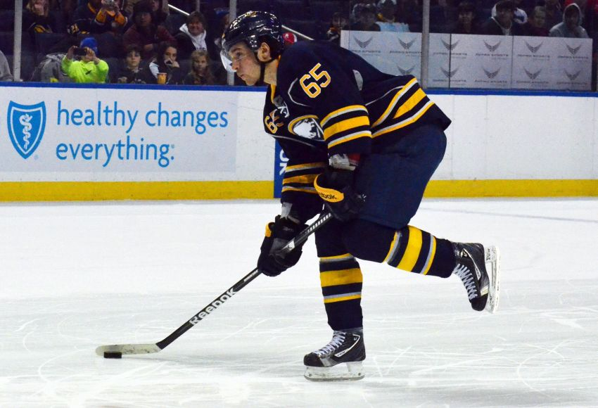 Sabres' Vanek out; Flynn set to make NHL debut