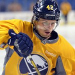Gerbe not giving Sabres a reason to play him