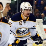 Hecht's benching related to Sabres' personnel, not play