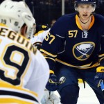 Sabres' Rolston on Myers: 'We like where he's going'