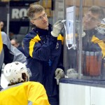 Mentors not surprised Sabres' Rolston evolved into NHL coach
