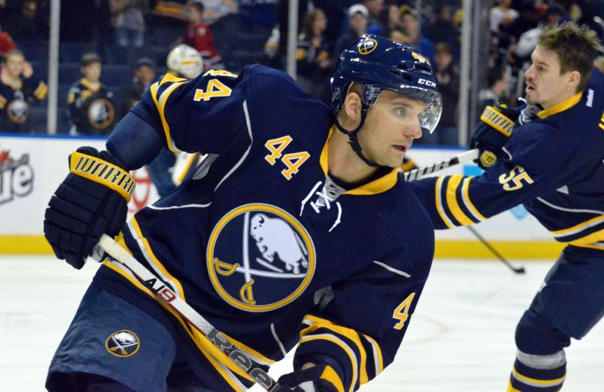 Sabres' Pardy could play Sunday; Sekera getting close