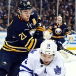 Slumping Stafford benched as Gerbe returns for Sabres