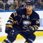Sabres' Sulzer out for season following ACL surgery