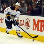 Sabres' Sulzer done for season after ACL surgery