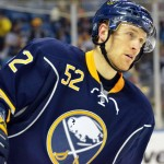 Sulzer disappointed season over, hoping to re-sign with Sabres