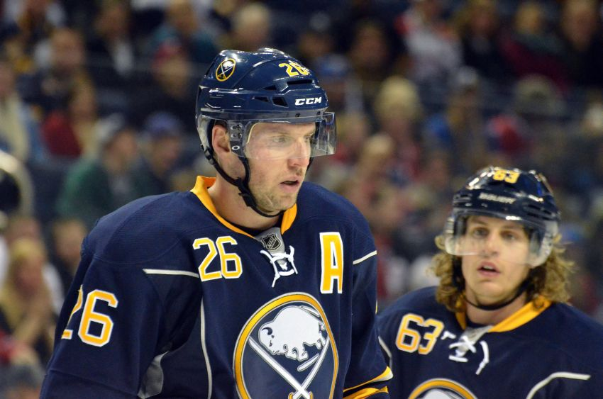 Rolston wise to switch up Sabres' top trio