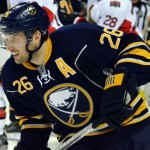 Sabres' Vanek not practicing today