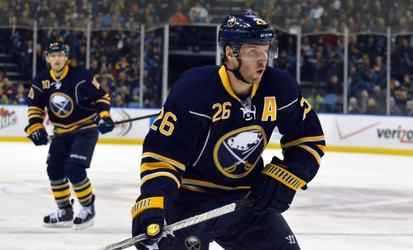 Sabres' Vanek should return against Canadiens
