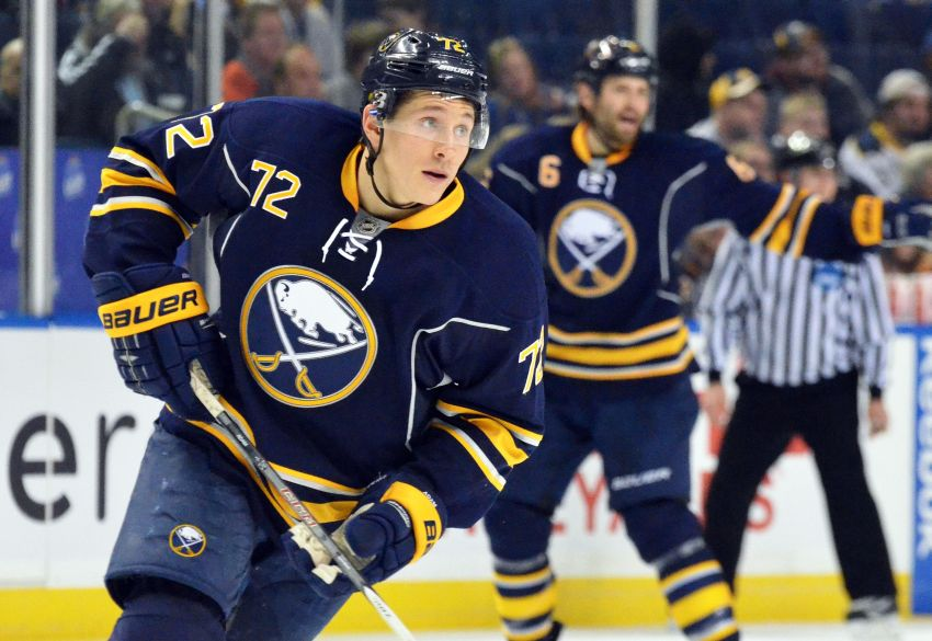 Sabres' Adam thrilled to be back in NHL after long wait