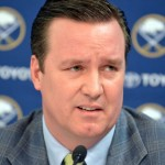 Sabres president Black grilled at season-ending news conference