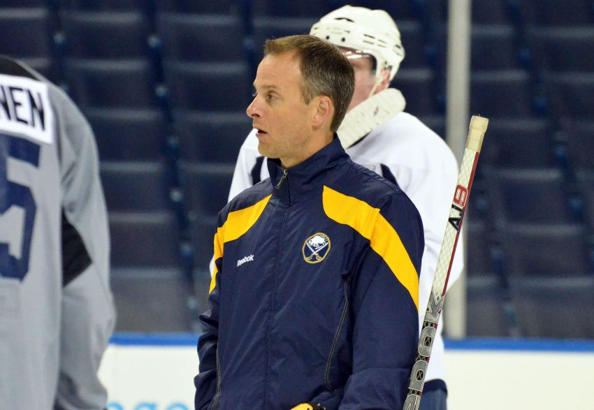 After early struggles, Amerks improving under new coach Cassidy